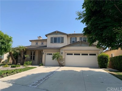 Eastvale Single Family Home For Sale: 13443 Hidden Valley Street