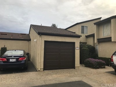Lake Elsinore Condo/Townhouse For Sale: 580 Parkview Drive