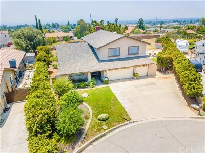 Alta Loma Single Family Home For Sale: 7965 Surrey Lane