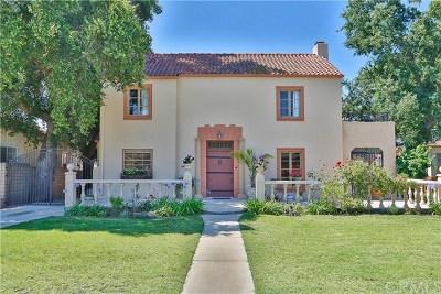Pomona Single Family Home For Sale: 272 Lincoln Avenue