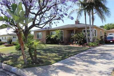 West Covina Single Family Home For Sale: 1147 E El Dorado Street