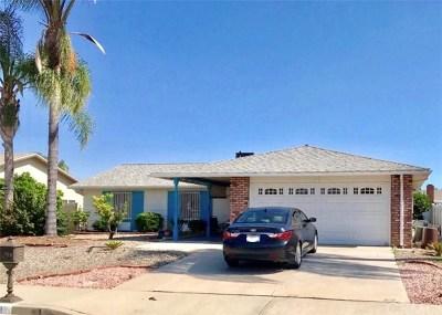 Sun City Single Family Home For Sale: 26209 Crestone Drive