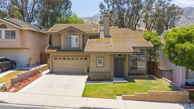 Corona Single Family Home For Sale: 4975 Shadydale Lane