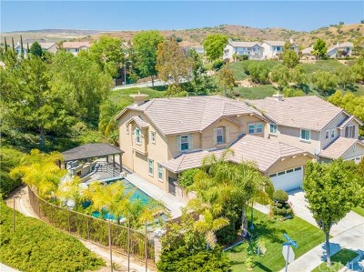 Brea Single Family Home For Sale: 4003 Cedarwood Court