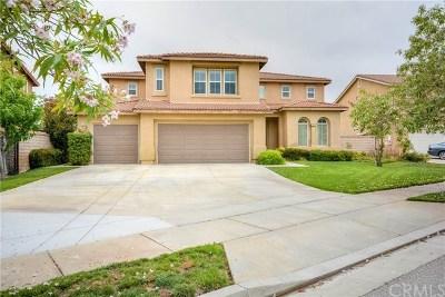 Corona Single Family Home For Sale: 3283 Quartz Circle
