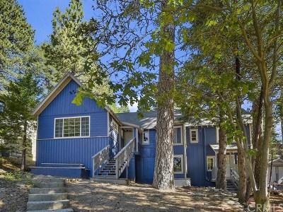 Lake Arrowhead Single Family Home For Sale: 27472 Meadow Drive
