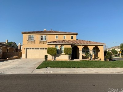Eastvale Single Family Home For Sale: 14036 Comfort Cove Lane