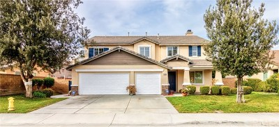 Eastvale Single Family Home For Sale: 13732 Sandhill Crane Road