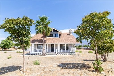 Hemet, San Jacinto Single Family Home For Sale: 320 N Soboba Street