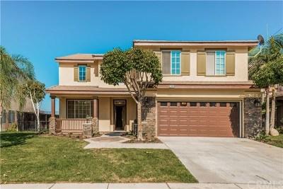 Corona Single Family Home For Sale: 2343 McMackin Drive
