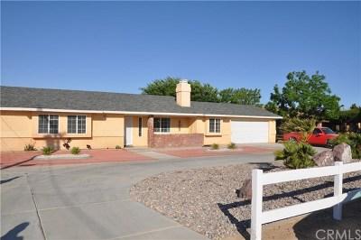 Single Family Home For Sale: 8097 El Cerrito Avenue