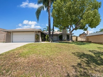 Alta Loma Single Family Home Active Under Contract: 6605 Jasper Street