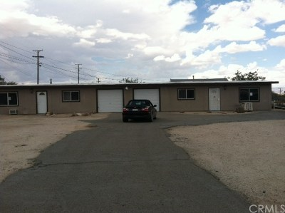 29 Palms Multi Family Home For Sale: 6670 Pine Avenue