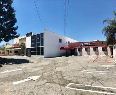 San Bernardino Commercial For Sale: 247 E Highland Avenue