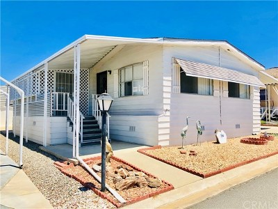Riverside Mobile Home For Sale: 3500 Buchanan