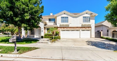 Corona Single Family Home For Sale: 2710 Mockingbird Lane