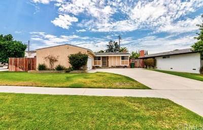Hacienda Heights Single Family Home For Sale: 16142 Sigman Street