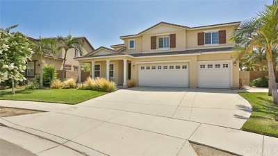 Eastvale Single Family Home For Sale: 6878 Lucite Drive