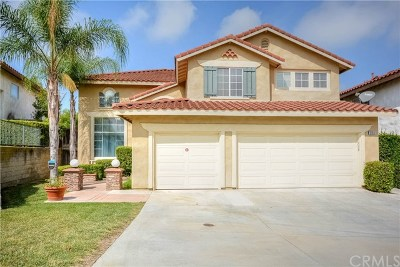 Chino Hills Single Family Home For Sale: 16166 Cypress Point Drive