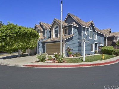Chino Hills Condo/Townhouse Active Under Contract: 3272 Southdowns Drive