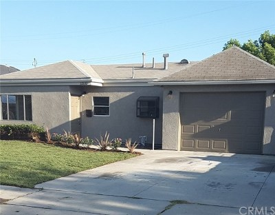 Norwalk Single Family Home For Sale: 11532 College Drive