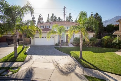 Rancho Cucamonga Single Family Home For Sale: 12164 Chicory Court