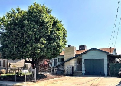 Loma Linda Single Family Home For Sale: 10579 Coloma Street