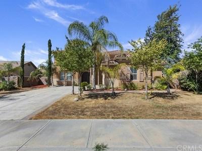 Menifee Single Family Home For Sale: 33405 Agate Street
