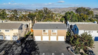 Dana Point Multi Family Home For Sale: 33422 Cheltam Way