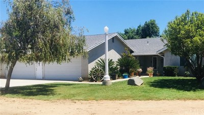 Norco Single Family Home For Sale: 4059 Hillside Avenue