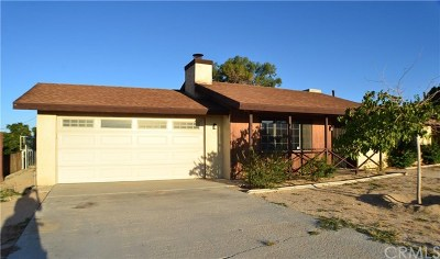 29 Palms Single Family Home For Sale: 6411 Alfalfa Avenue
