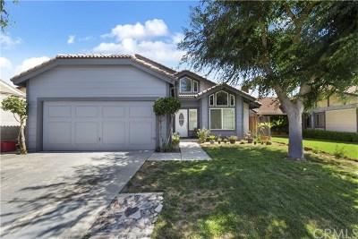 Riverside Single Family Home For Sale: 12778 Camino San Benito Drive