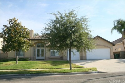 Corona Single Family Home For Sale: 1048 La Vaughn Circle