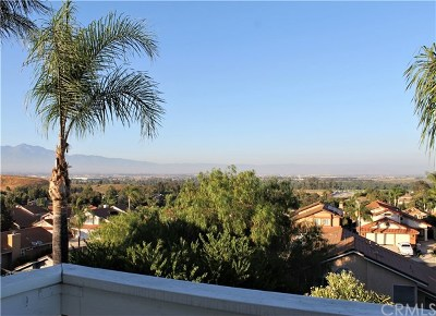 Chino Hills Single Family Home For Sale: 17939 Via La Cresta