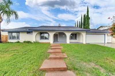 Rancho Cucamonga Single Family Home For Sale: 6340 Sacramento Avenue