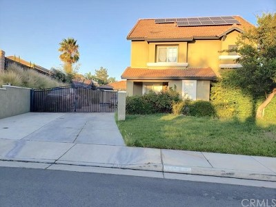 Murrieta Single Family Home For Sale: 37244 Fallsgrove Avenue
