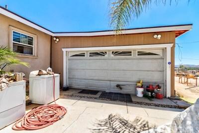 Perris Single Family Home For Sale: 22861 San Jacinto Avenue