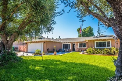 Norco Single Family Home For Sale: 960 3rd Street