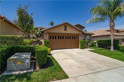 Corona Single Family Home For Sale: 23957 Boulder Oaks Drive