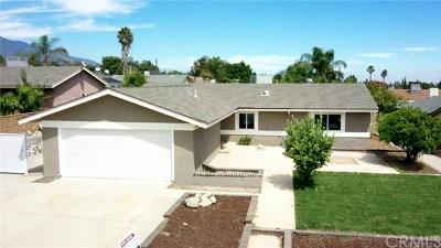 Alta Loma Single Family Home For Sale: 6227 Dartmouth Avenue
