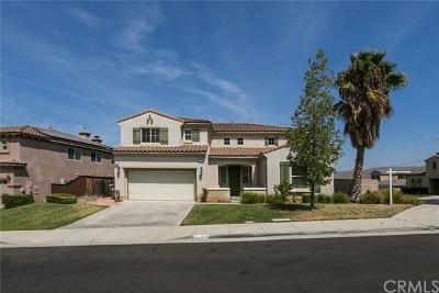 Corona Single Family Home For Sale: 23484 Calle Pepita Road