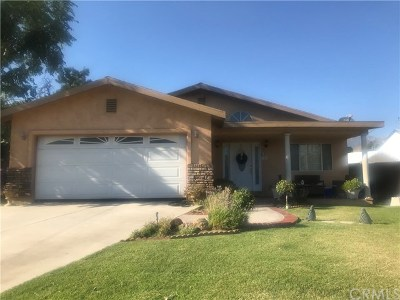 Banning Single Family Home For Sale: 1401 W George Street