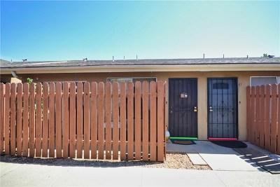 Riverside Condo/Townhouse For Sale: 4727 Jackson St #42