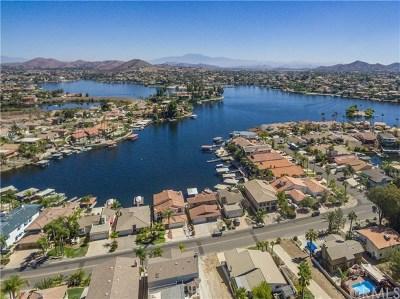 Lake Elsinore Single Family Home For Sale: 15 Volta Del Tintori Street