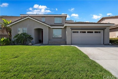 Eastvale Single Family Home For Sale: 13187 Snowdrop Street