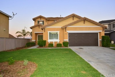 Lake Elsinore Single Family Home For Sale: 31942 Daisy Field Court