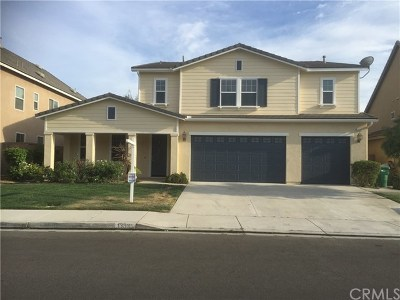Eastvale Single Family Home For Sale: 13335 Brass Ring Lane