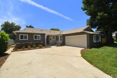 Northridge Multi Family Home For Sale: 18126 Schoenborn Street