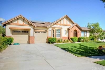 Corona Single Family Home For Sale: 1133 Langtree Lane