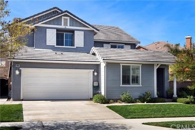 Corona Single Family Home For Sale: 25353 Grandfir Court